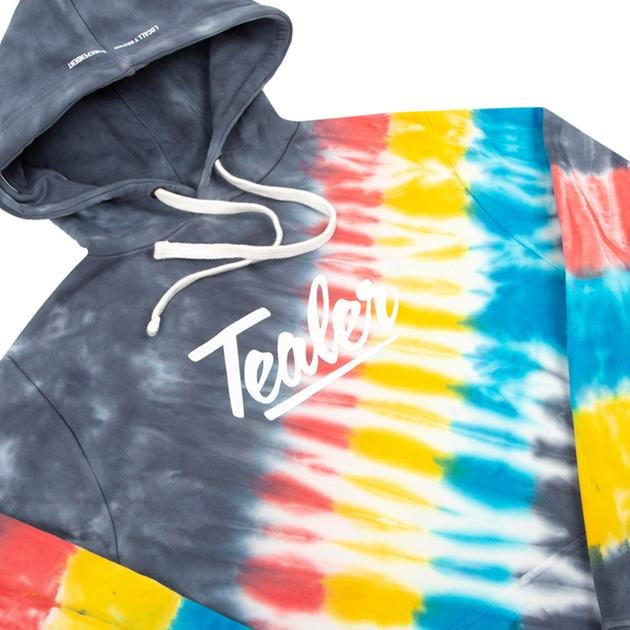 tie dye instructions after dying