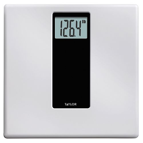 taylor glass digital scale instructions