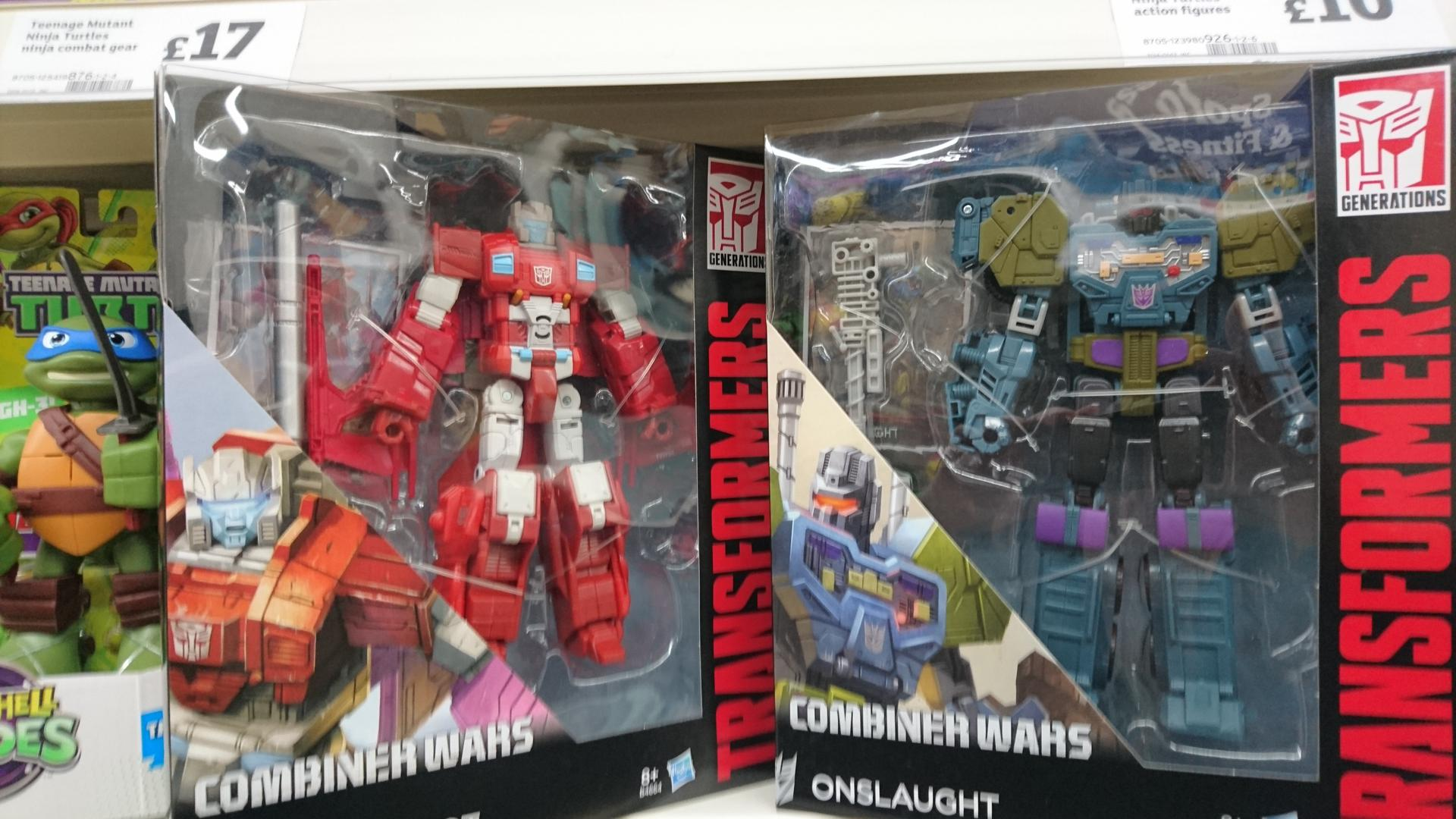 combiner wars onslaught instructions