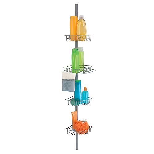 chapter tension pole shower caddy assembly instructions