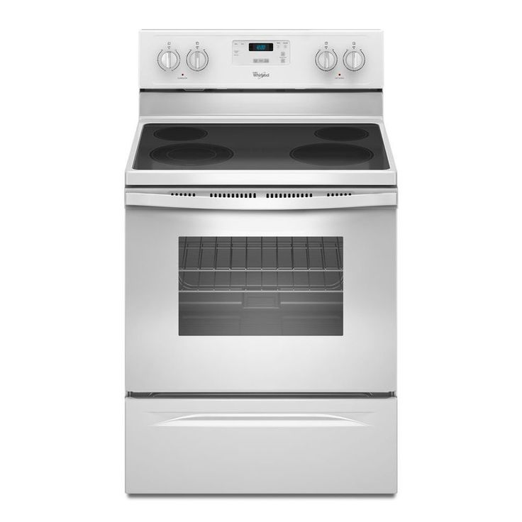 whirlpool stove cleaning instructions