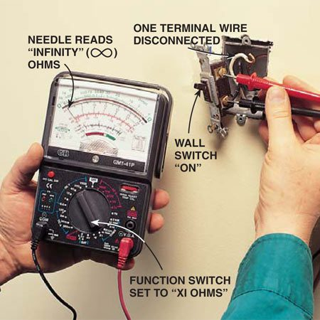 woods electric timer instructions