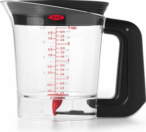 oxo fat separator instructions