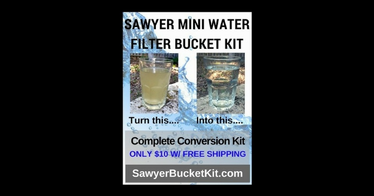 sawyer mini water filter instructions
