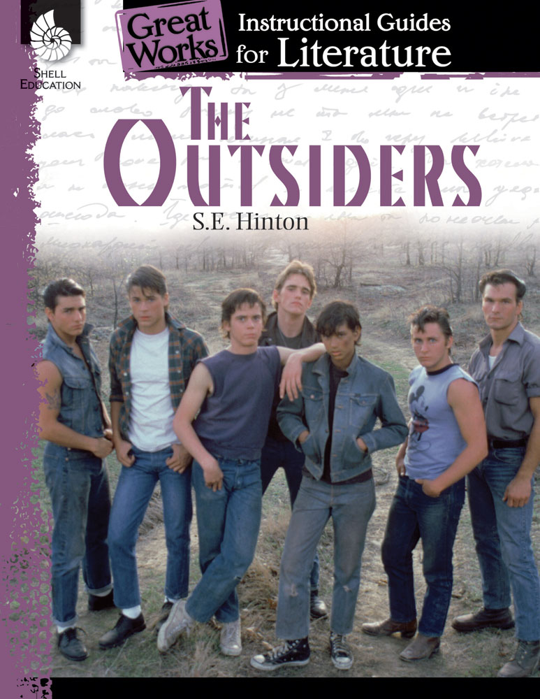 outsiders instructional guides for literature
