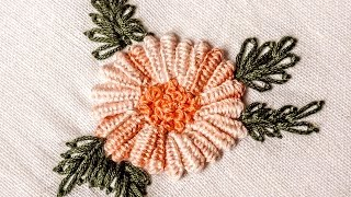 long and short stitch instructions