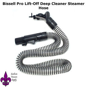 bissell lift off deep cleaner instructions