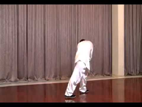 tai chi chuan yang short form 37 posture instructional demonstration