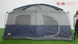 coleman hampton 9 person tent instructions