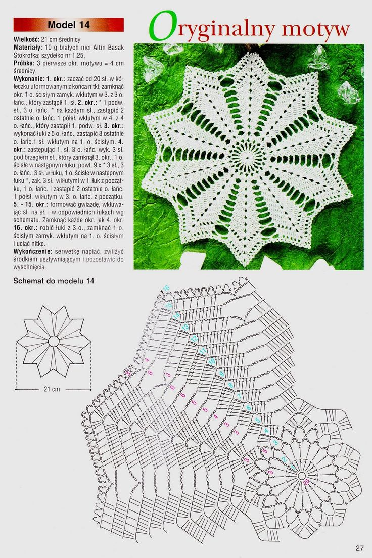 crochet tablecloth designs with instructions