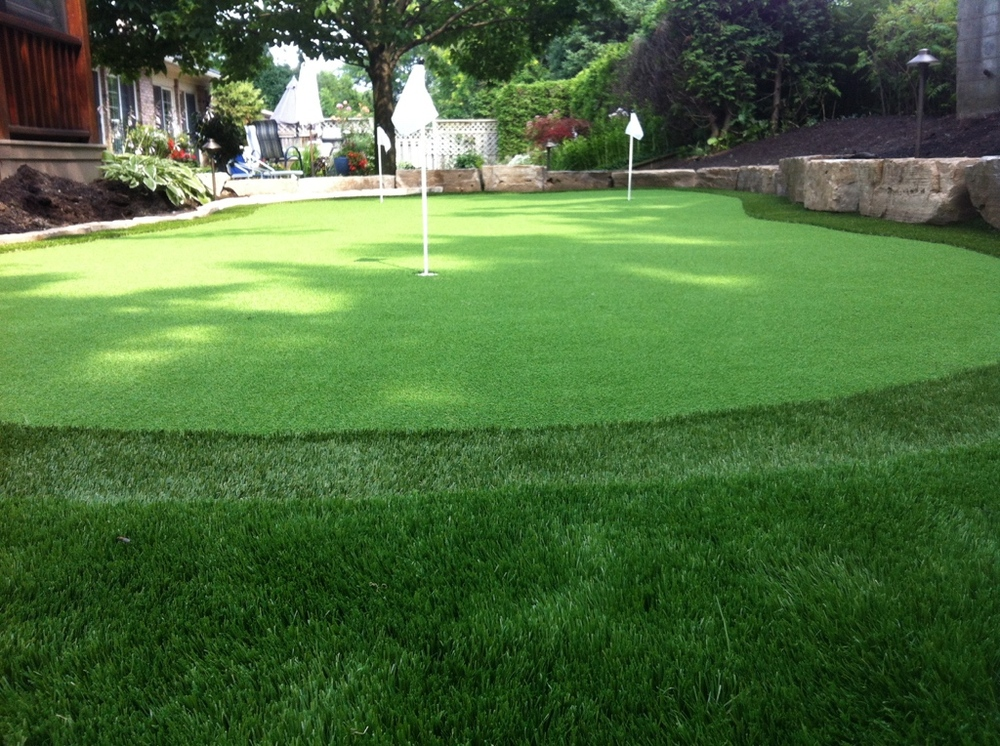 artificial putting green installation instructions