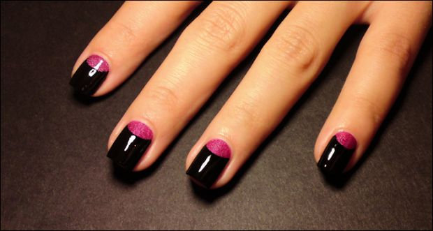 red carpet manicure french manicure instructions