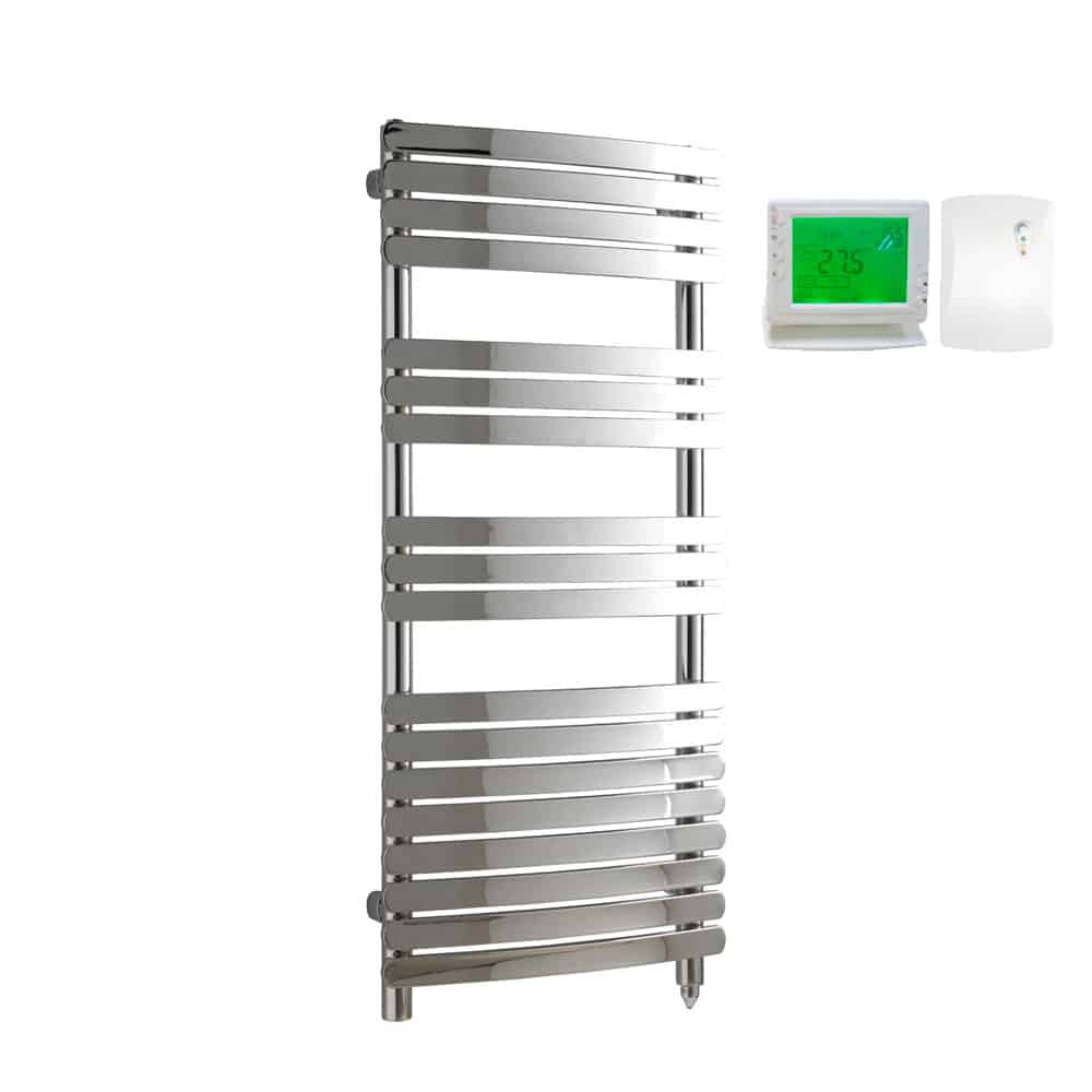 heated towel rail timer instructions