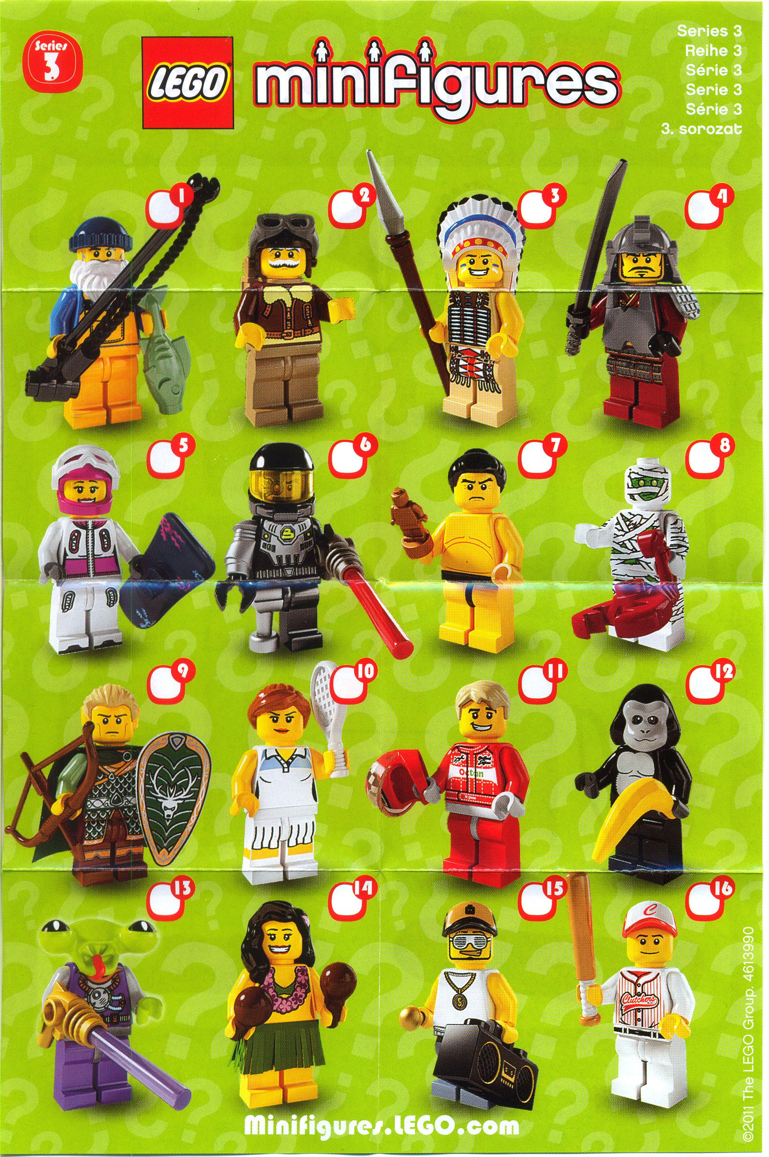 lego ninjago board game instructions