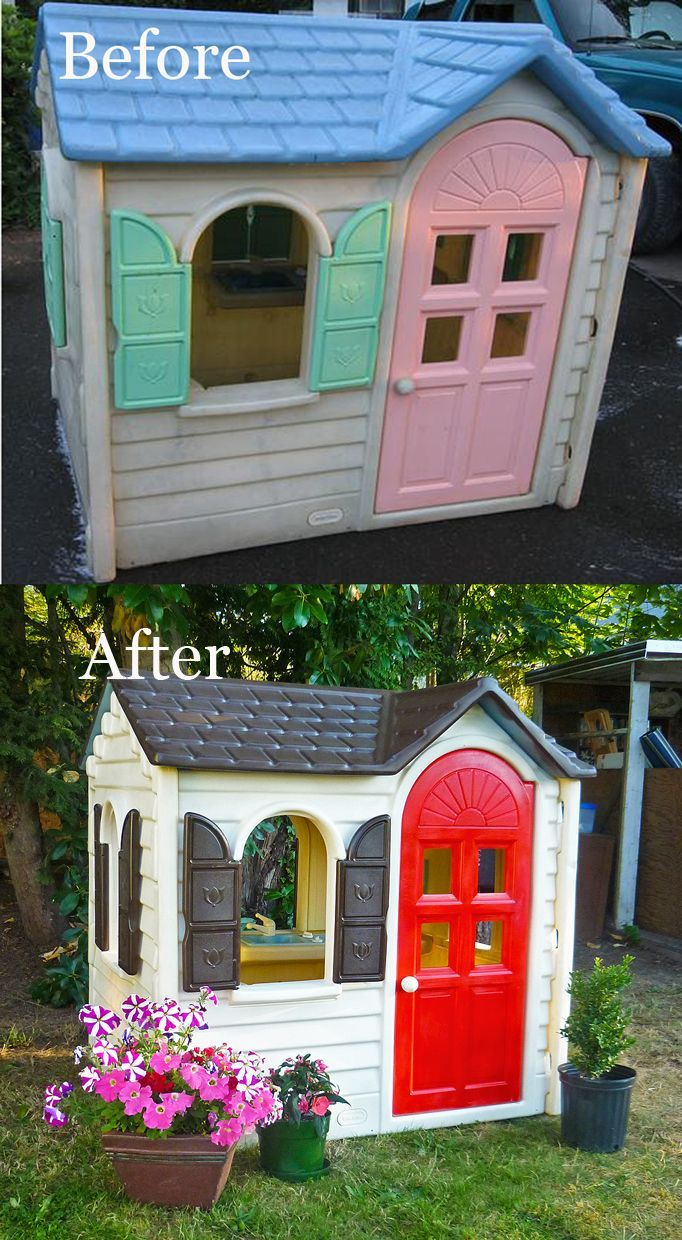 little tikes home and garden playhouse instructions