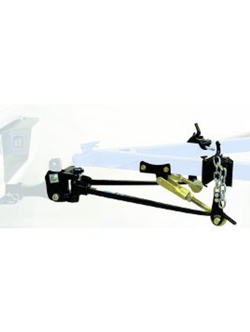 reese dual cam weight distribution hitch installation instructions