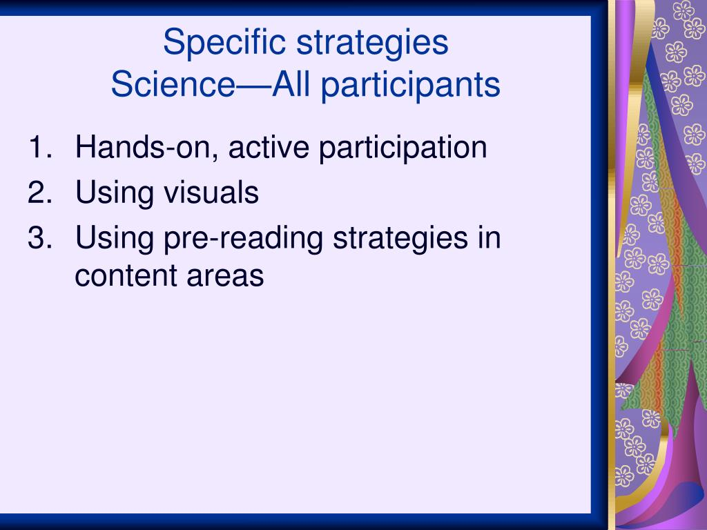 research based methods of reading instruction