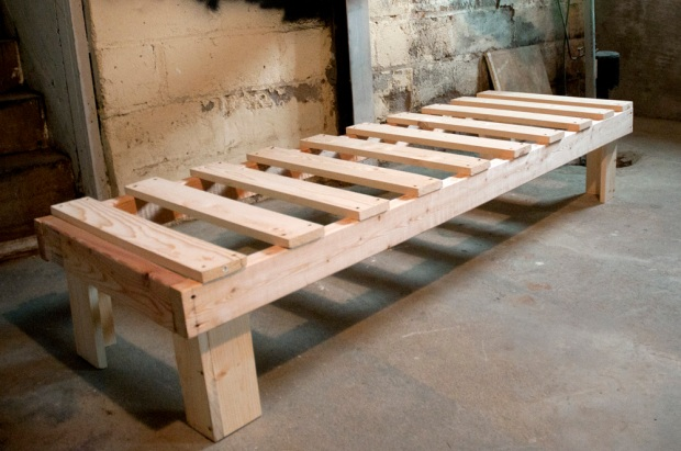 wooden bunk bed instructions